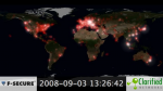 A video of botnet IRC joins
