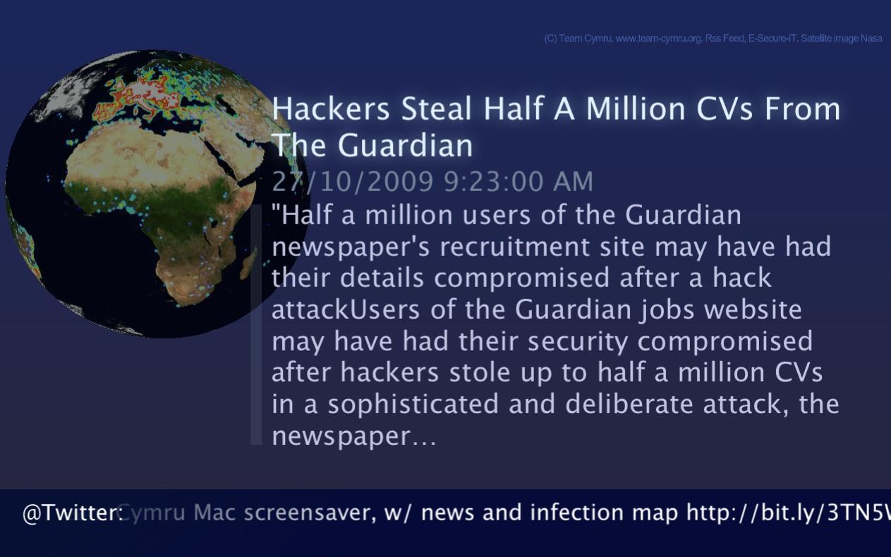 Mac Screensaver